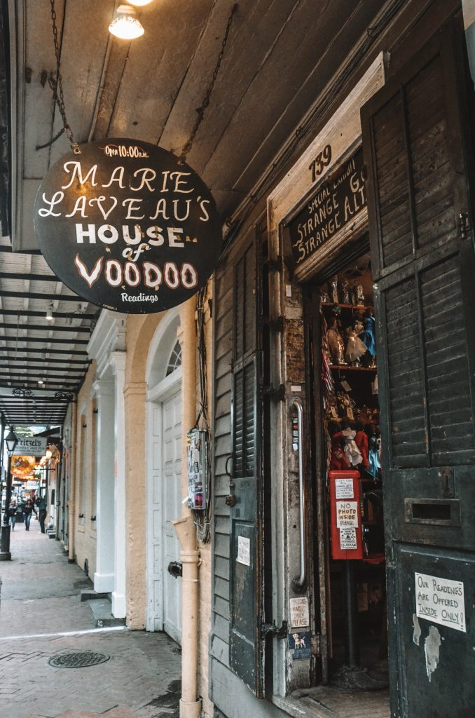 Two Days in New Orleans: Voodoo Museum