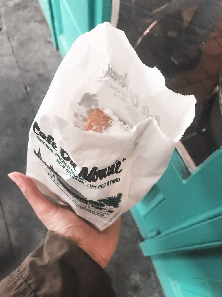 Two Days in New Orleans: Cafe du Monde