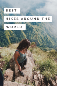 Best Hikes Around the World Blog