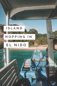 Island Hopping in El Nido (Philippines)! Everything you need to know about renting a private boat for the day!
