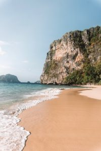 Things to do in El Nido: Private Boat to Helicopter Island