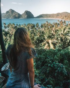 Things to do in El Nido: View from The Birdhouse