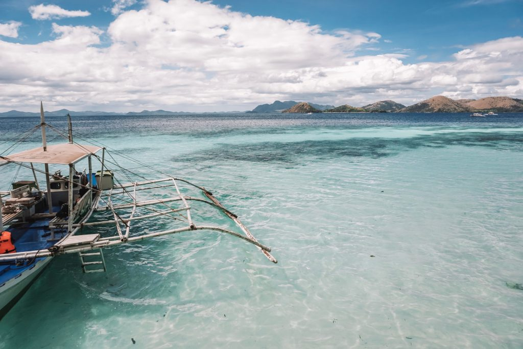 Coron Travel Itinerary: Things to do in Coron - Island Hopping Boat Tour