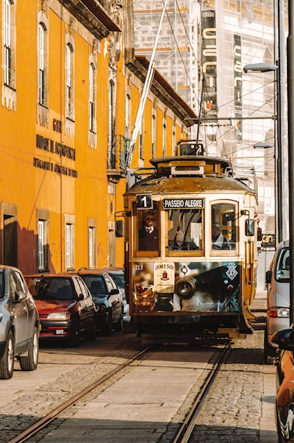 3 Days in Porto, Portugal - Getting Around by Tram