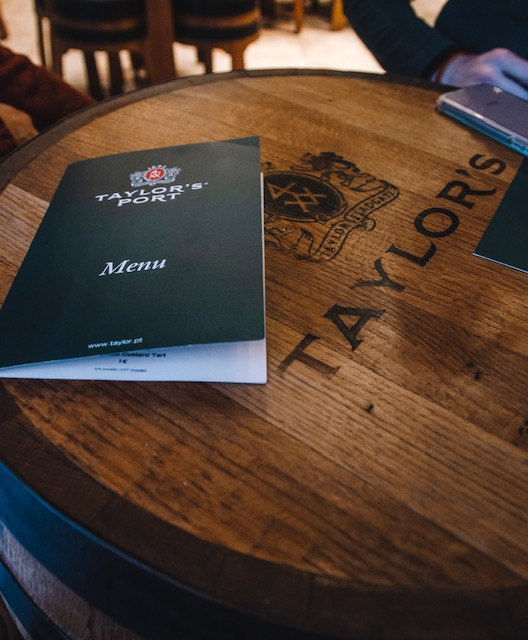 Drinking Port Wine at Taylor's Port: 7 Best Things to do in Porto