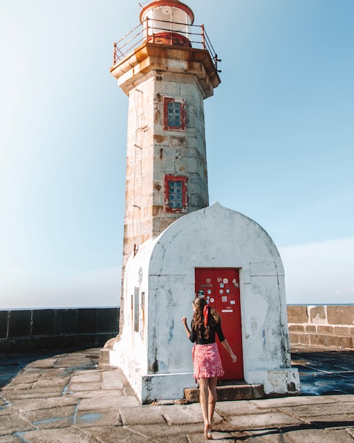 The Best Instagram Photo Spots in Porto, Portugal Foz