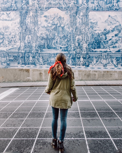 The Best Instagram Photo Spots in Porto, Portugal - Chapel of Souls