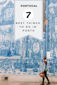 7 Best Things to do in Porto, Portugal Guide! #porto #portugal