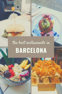 Best Restaurants in Barcelona: Food Guide