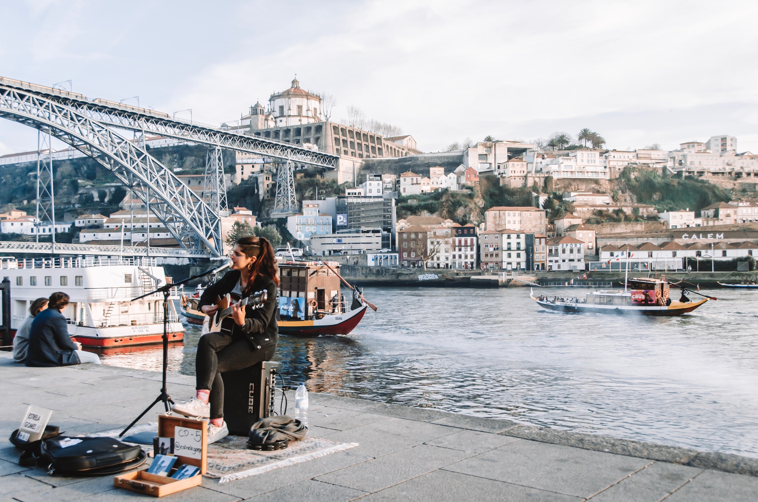 Best Things to do in Porto - Sunset by the Water