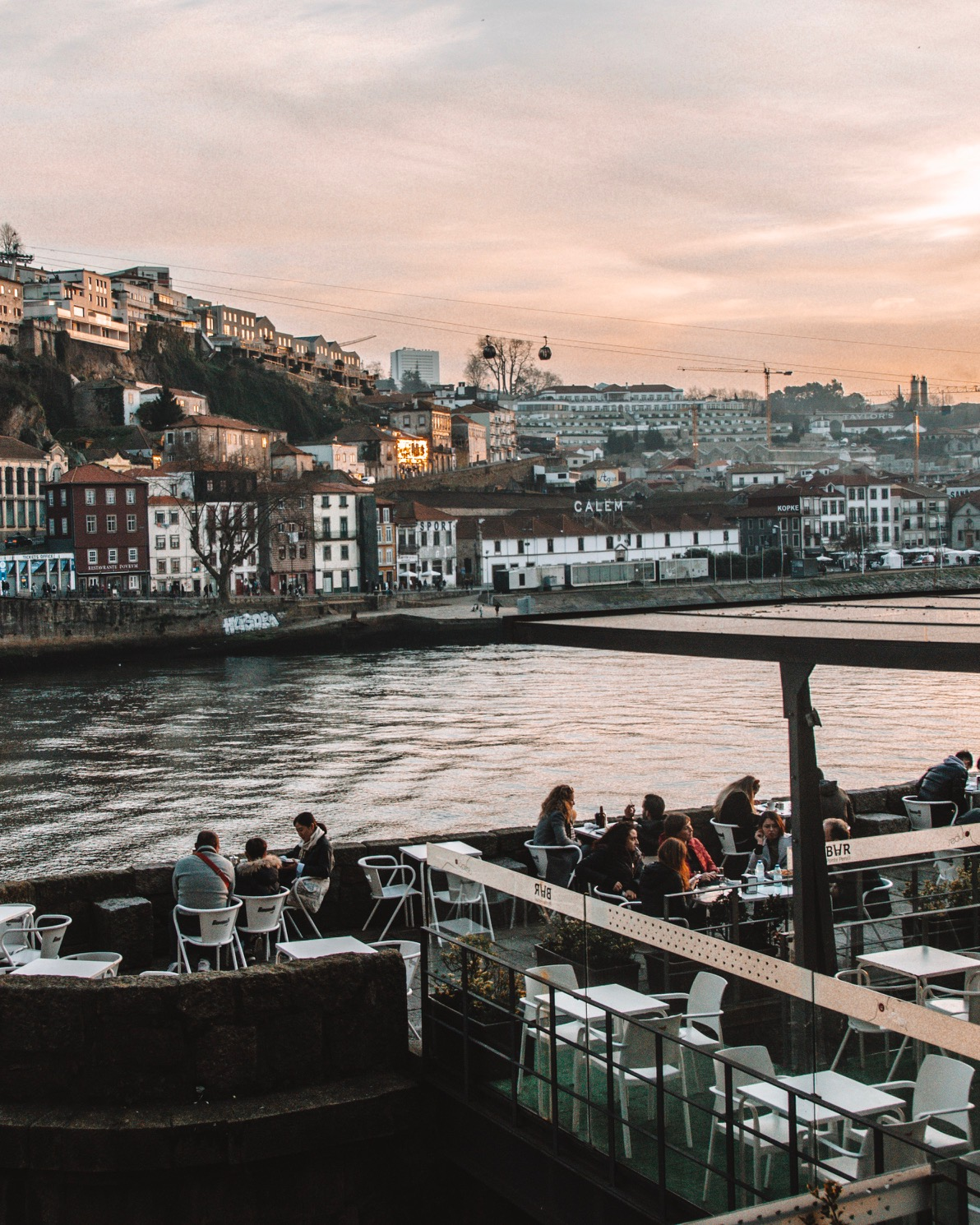 Best Things to do in Porto - Drinks by the Water