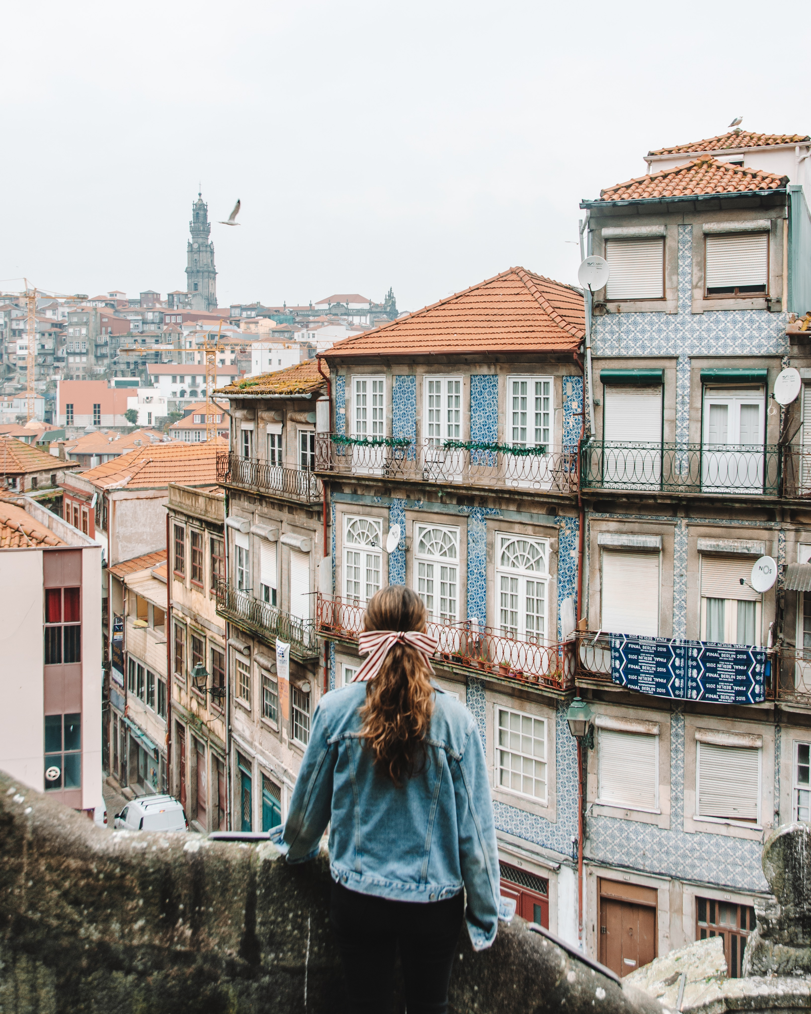 The Best Instagram Photo Spots in Porto, Portugal - Steps to Porto Cathedral