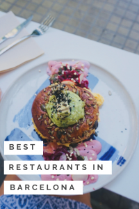 Best Restaurants in Barcelona: