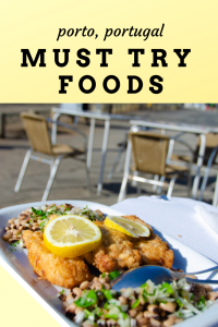 Must Try Foods in Porto, Portugal: Guide