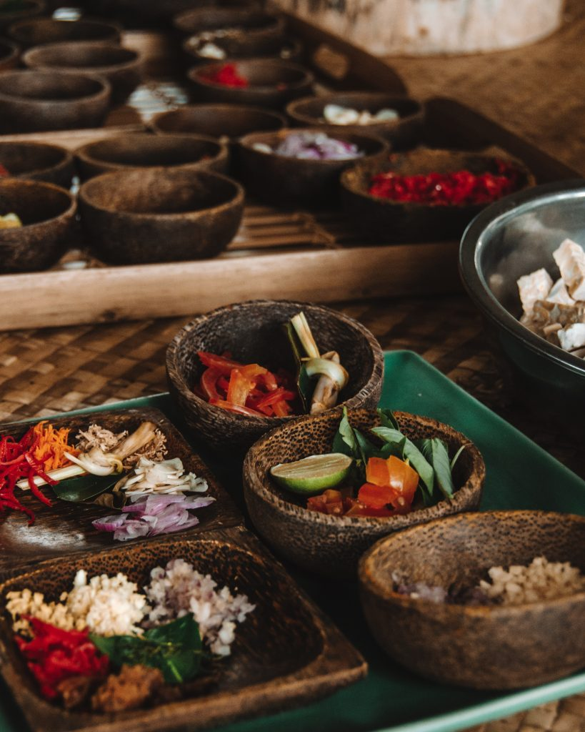 best things to do in ubud: take a cooking class