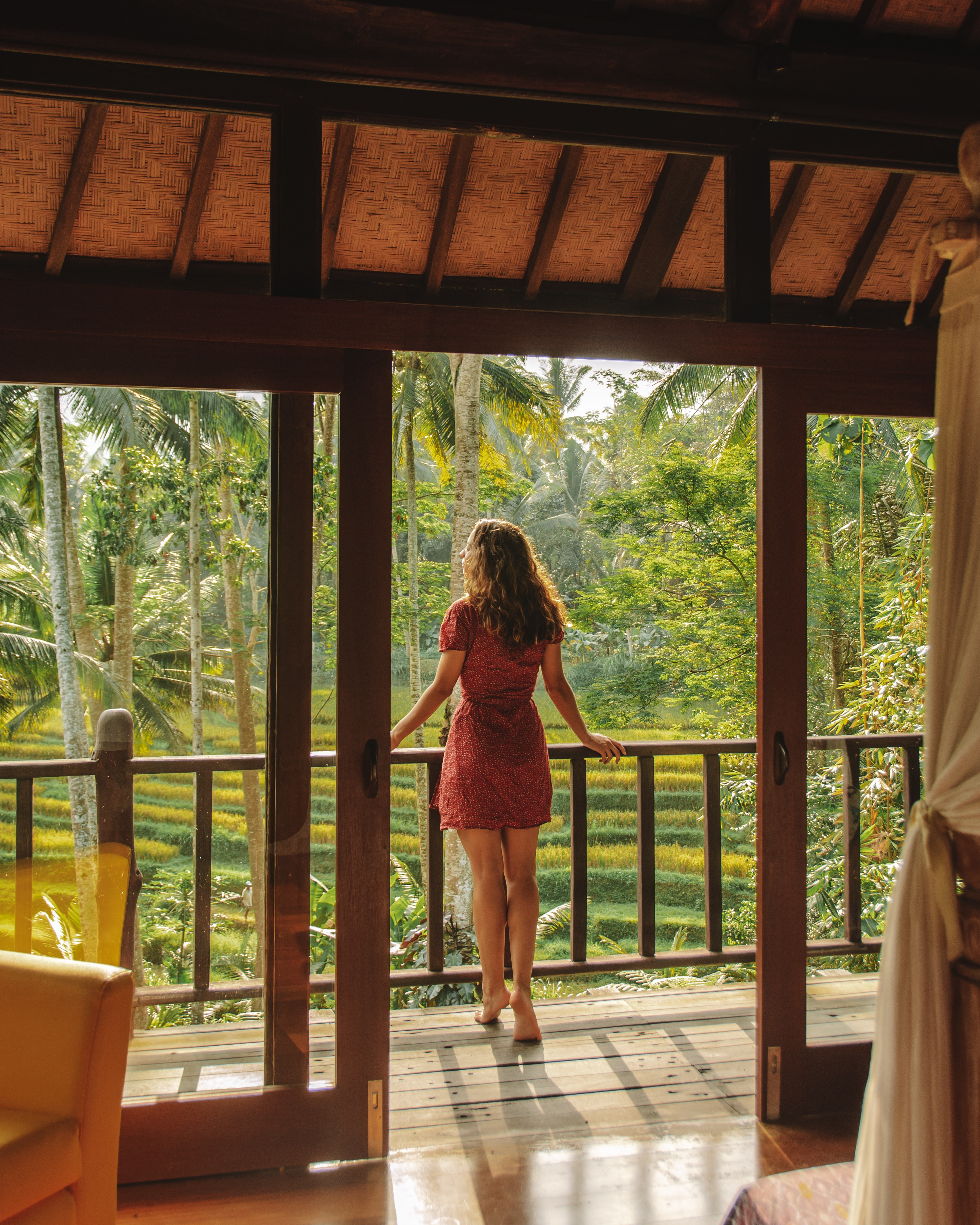Where to Stay in Ubud: White Stone Villa
