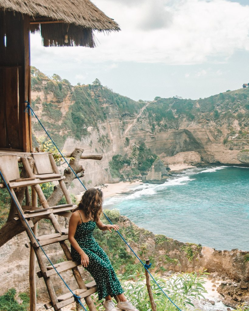 Guide to Nusa Penida Island, Bali: 1000 Islands View Point Treehouse