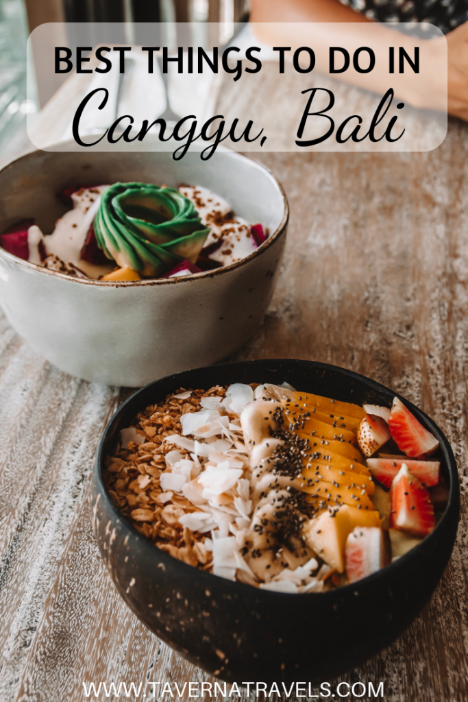 Best Things to Do in Canggu Guide #canggu #bali #balitravel
