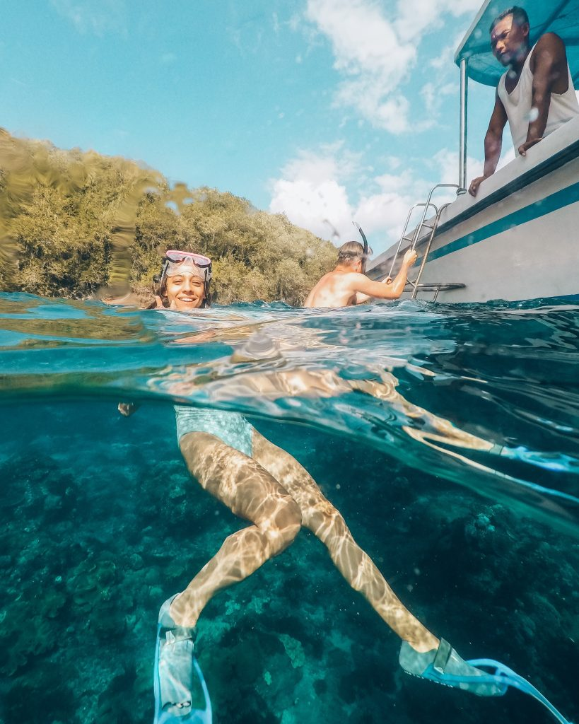 The Best Things to Do on Nusa Penida Island - Snorkel with Manta Rays