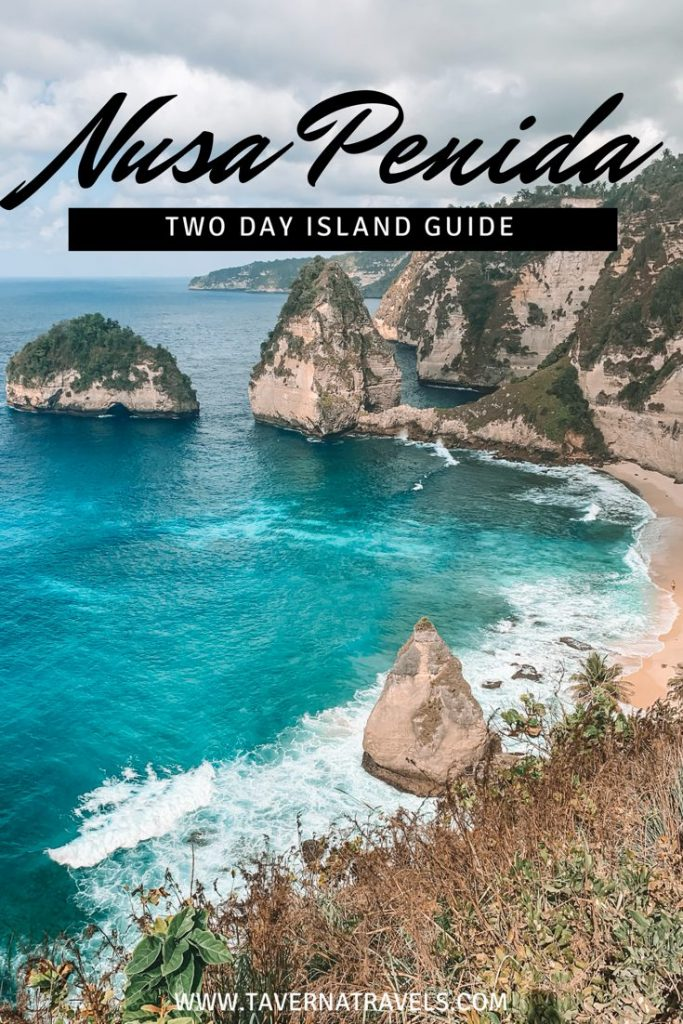 Planning a Nusa Penida Tour: Two Day Nusa Penida Guide #NusaPenida #Bali
