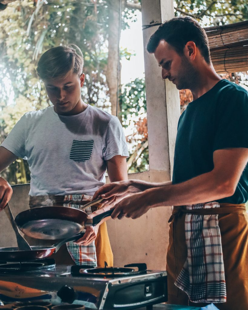 guide to ubud, bali: taking a cooking class