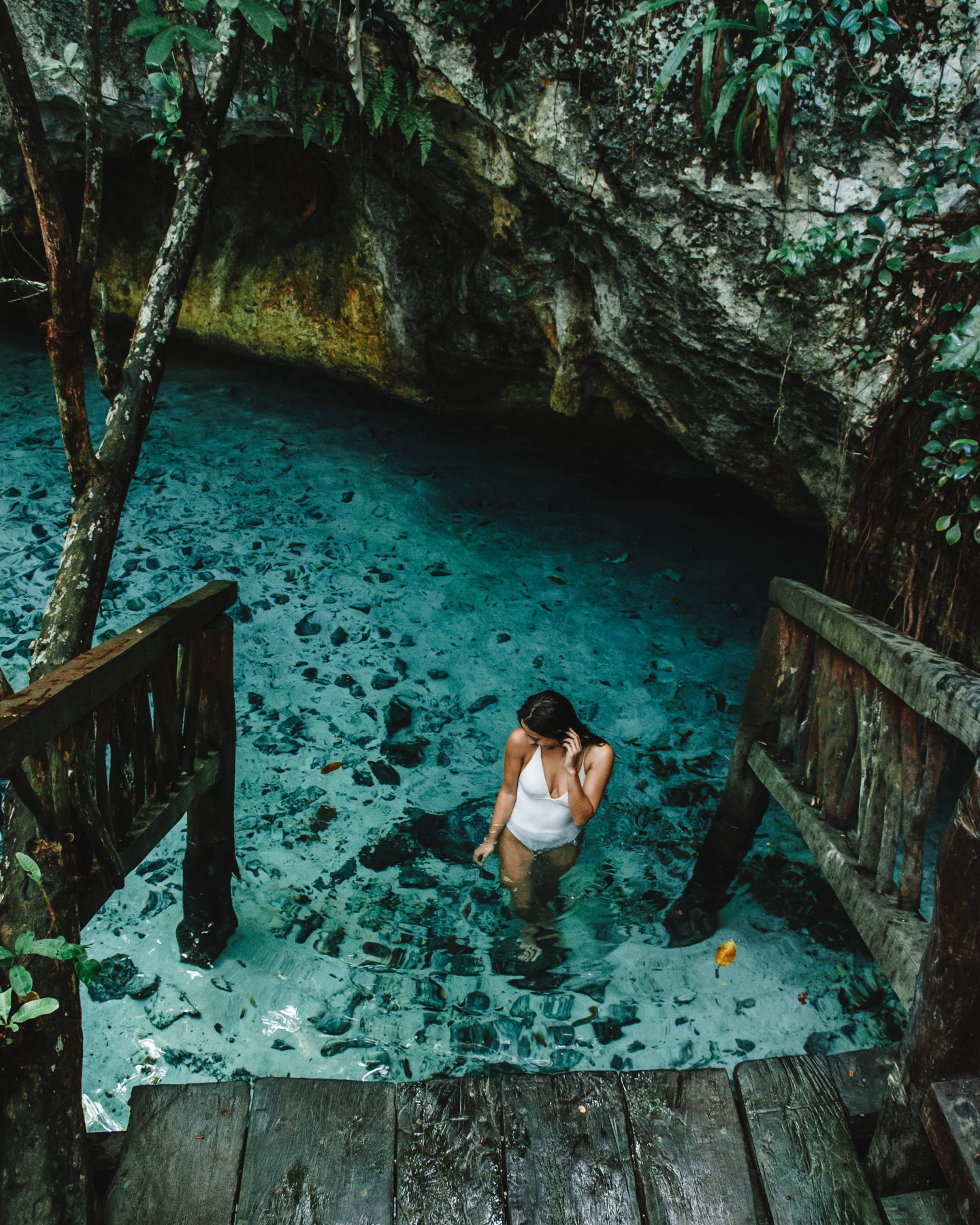 gran cenote, tulum - tulum transportation travel tips