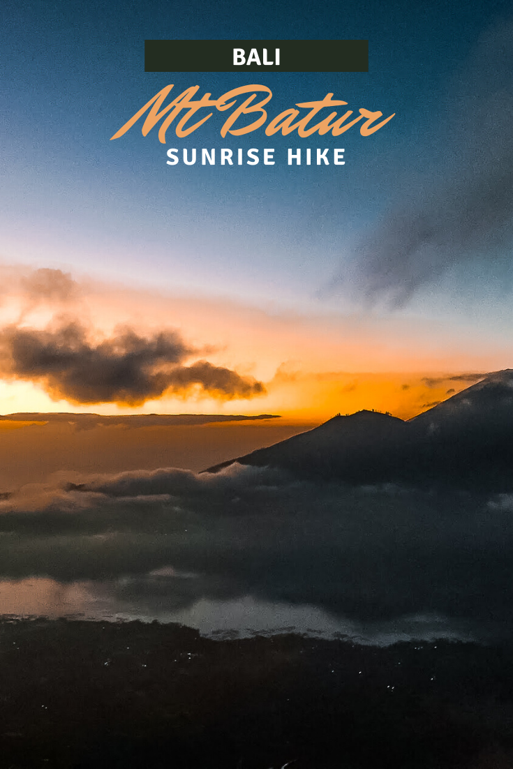 What you need to know about the Mt. Batur sunrise hike in Bali