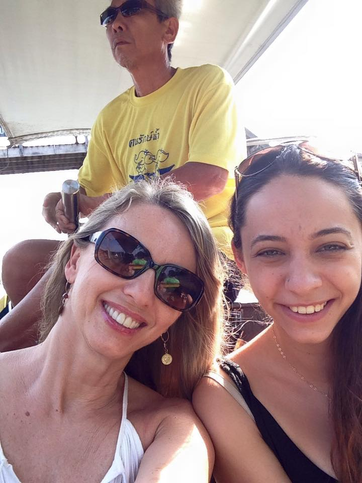 mother daughter vacations in thailan