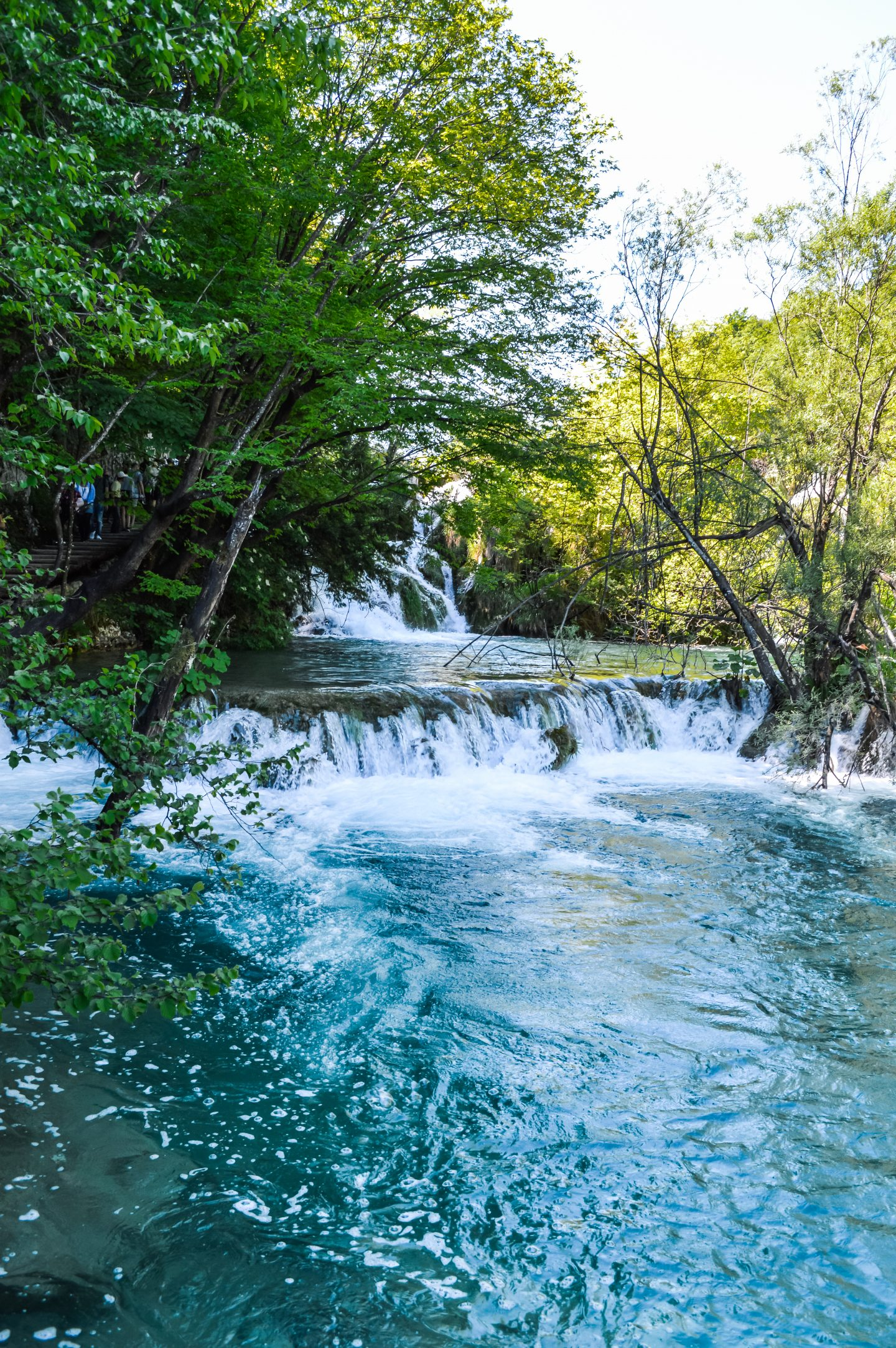 Getting from zagreb to plitvice lakes national park in Croatia