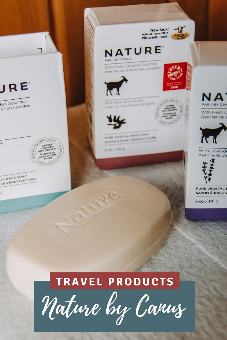 nature by canus soaps