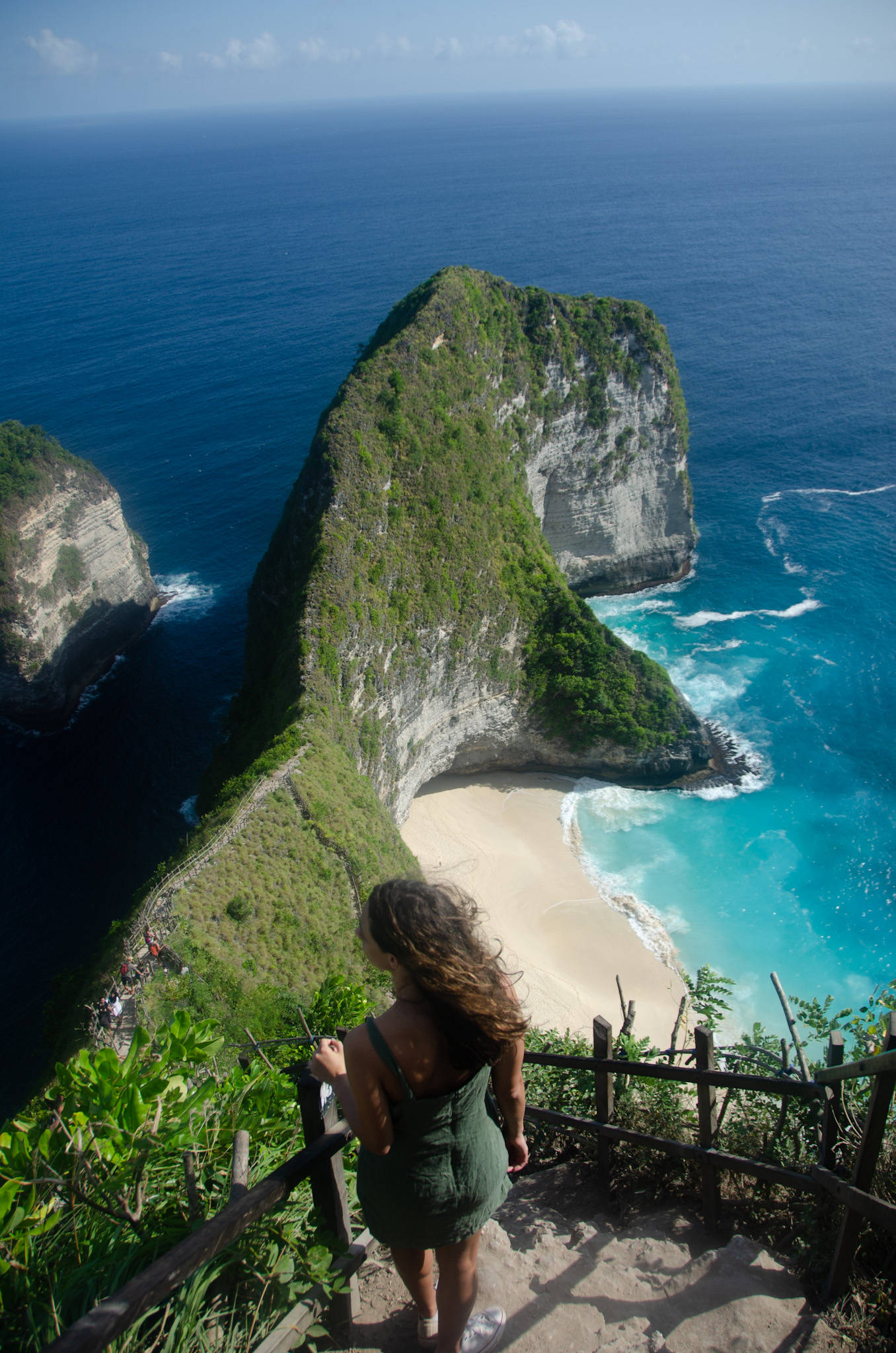 sample image of nusa penida for lightroom travel presets