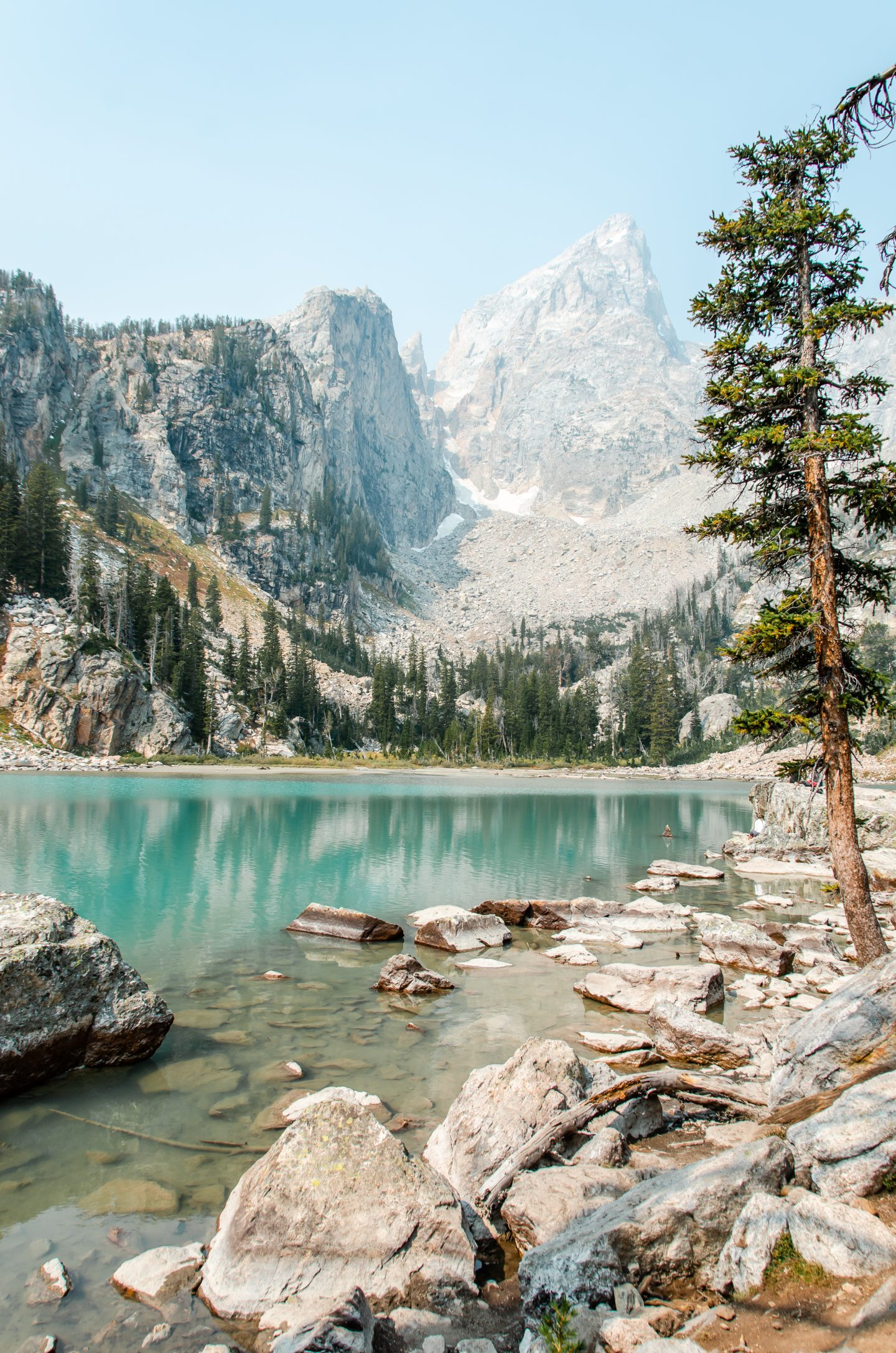 delta lake - best hikes in the US