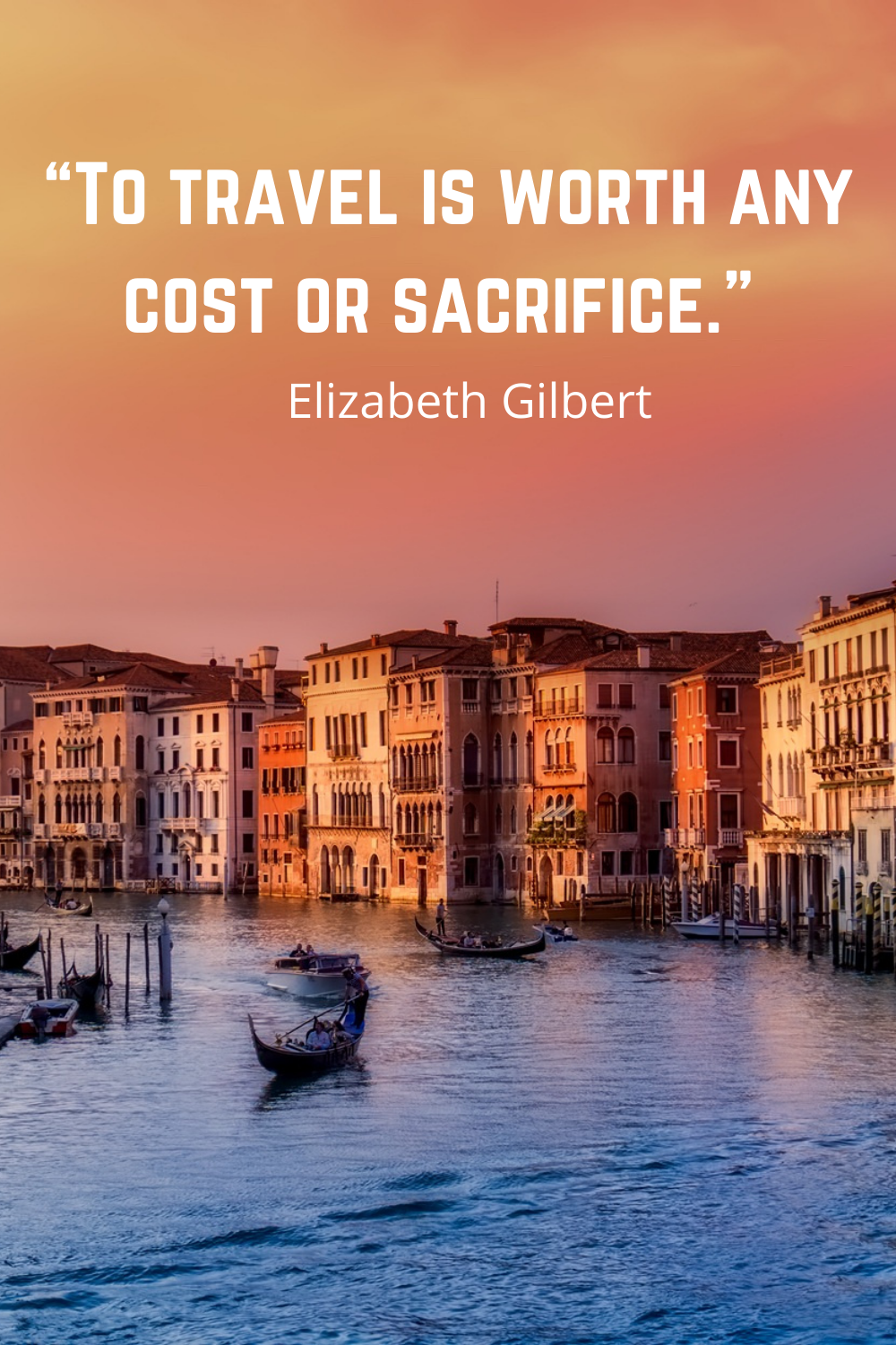 traveler quotes for your next instagram caption by elizabeth gilbert for female travelers