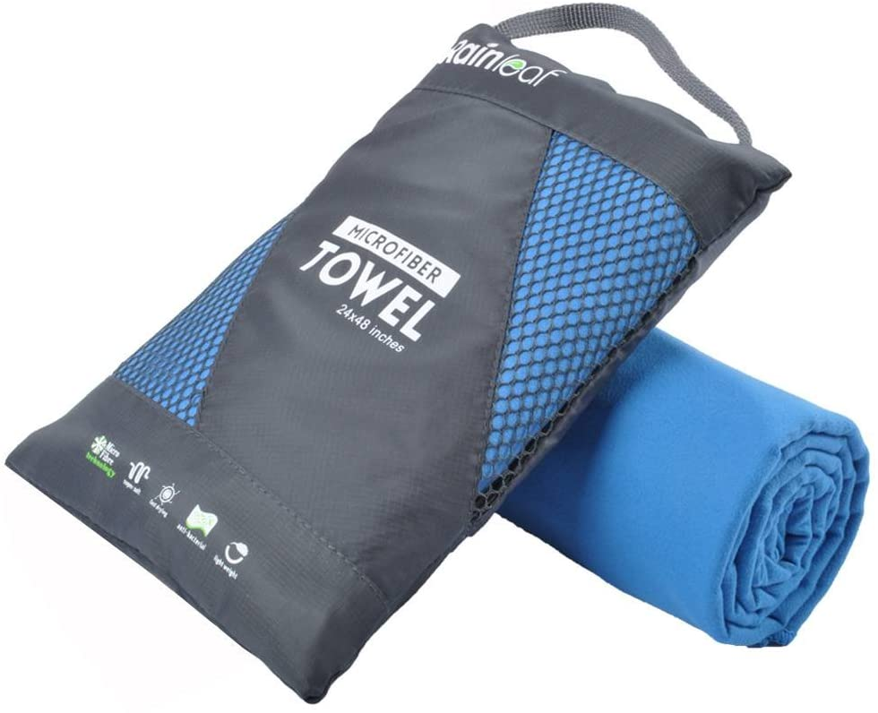 microfiber travel towel for holiday gift