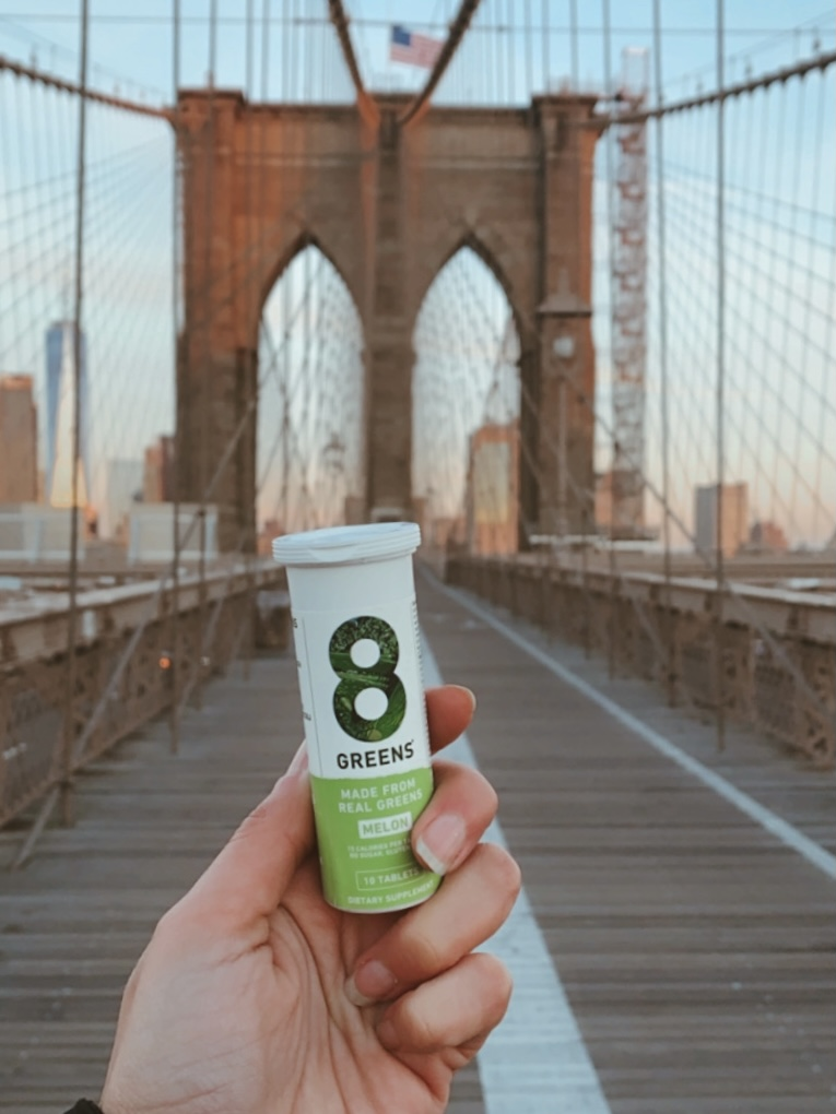 8greens supplement as a holiday gift idea