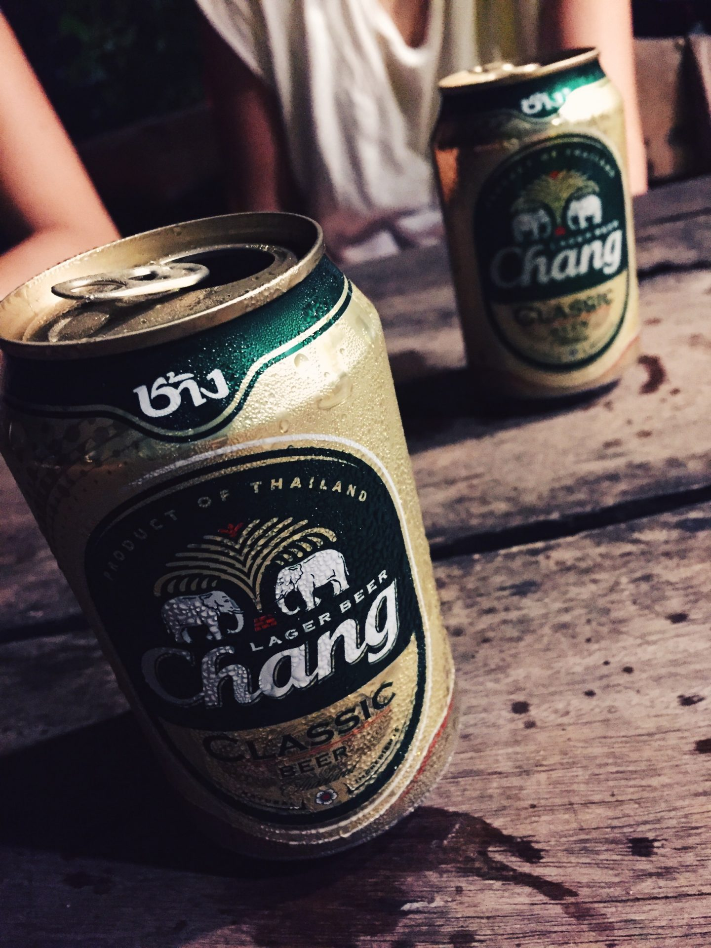 get chang local thai beers at convenience stores