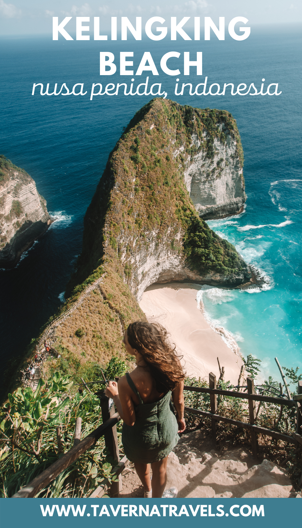 KELINGKING BEACH NUSA PENIDA: WHAT TO KNOW PIN