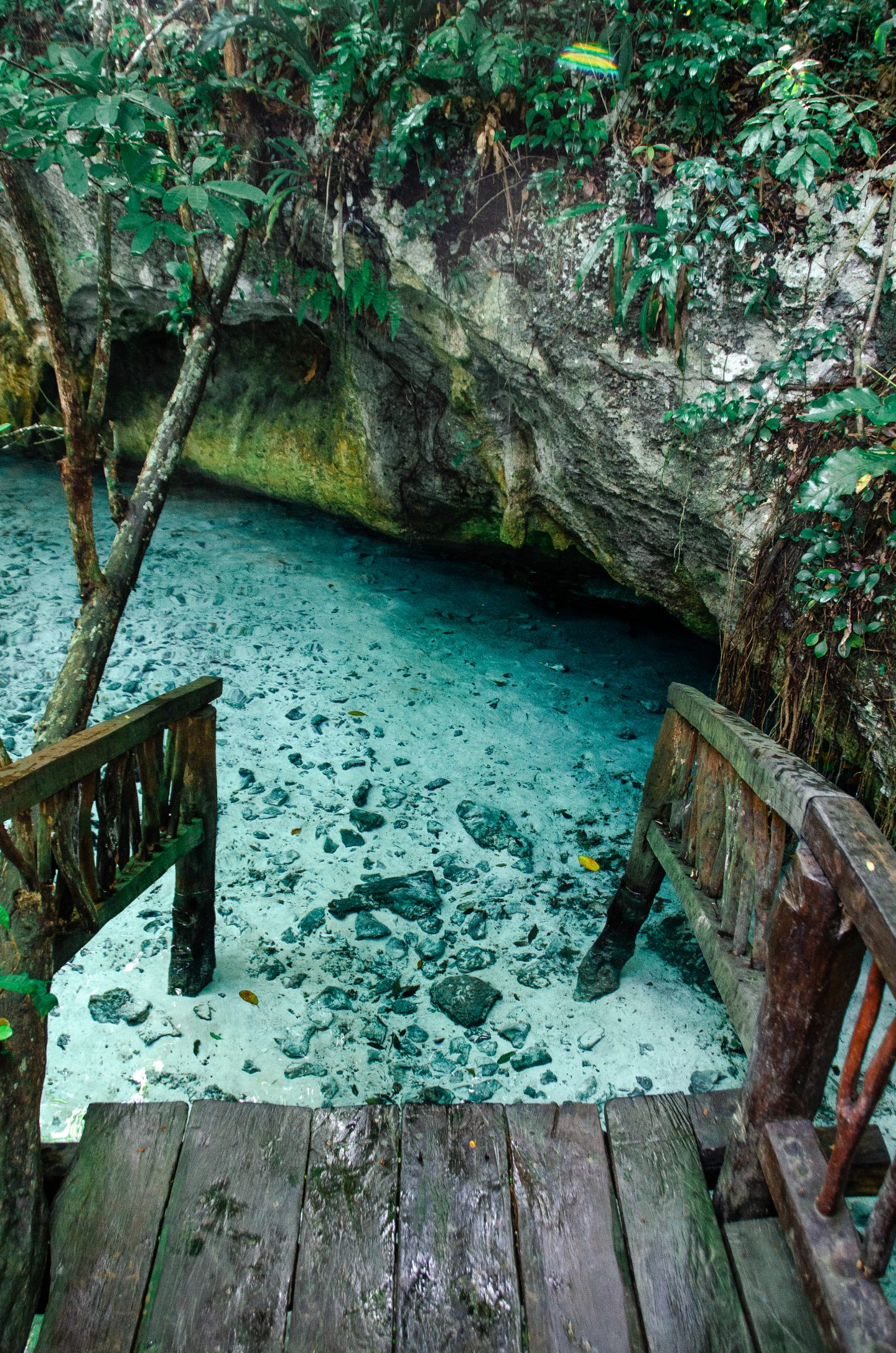 things to do in tulum mexico: gran cenote