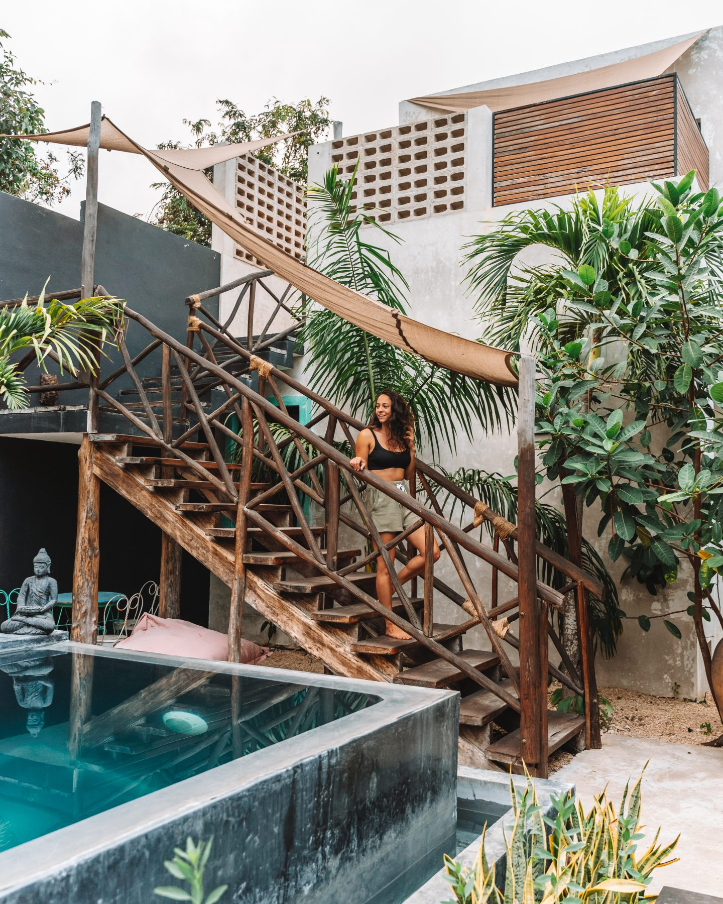 Where to stay in Tulum - Turquoise Petit Hotel