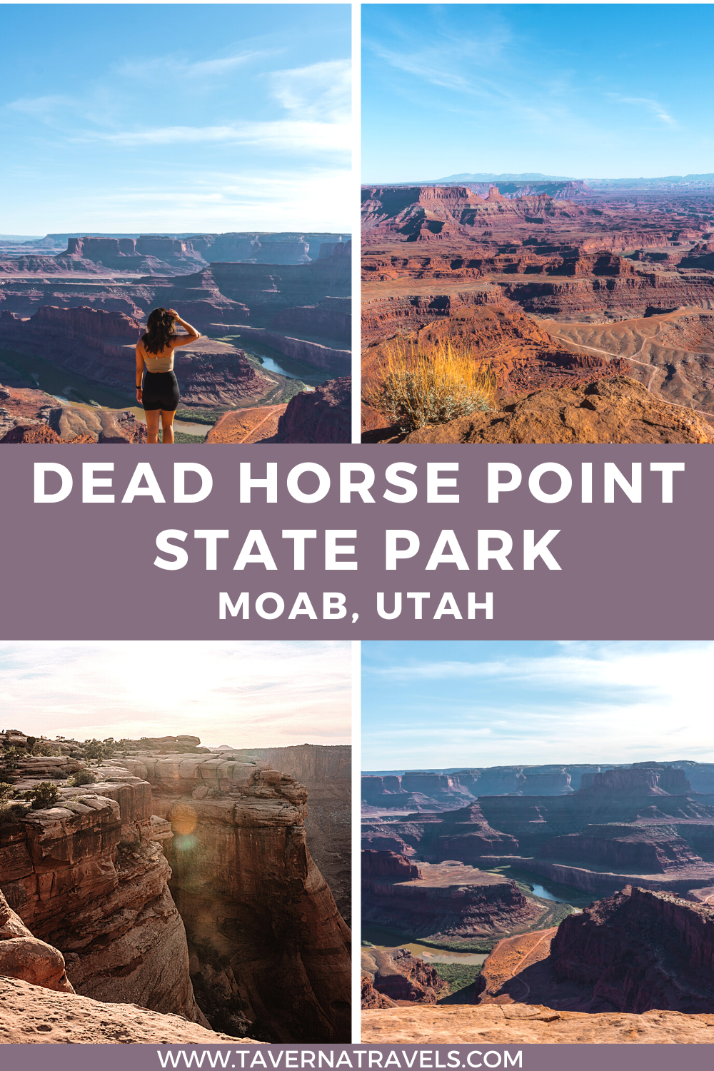 Dead Horse Point State Park: What You Need to Know pin