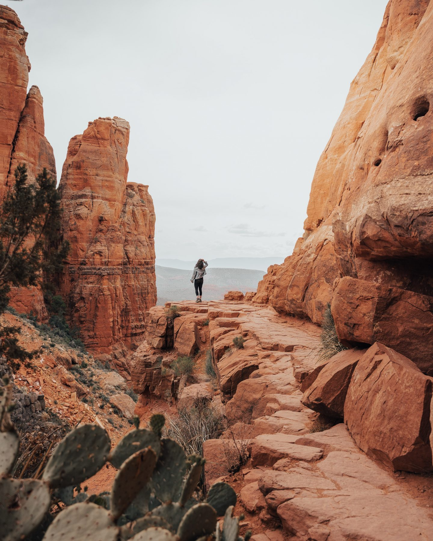 best hikes in sedona - cathedral rock