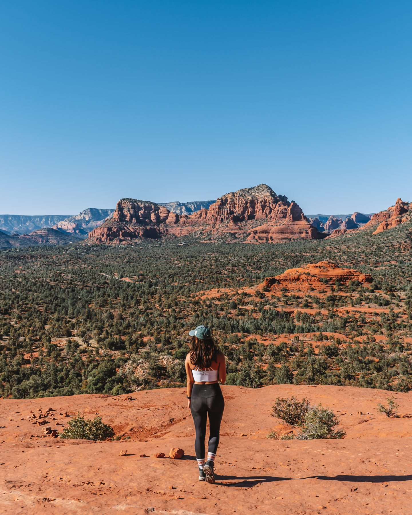 sedona hiking trails for all fitness levels