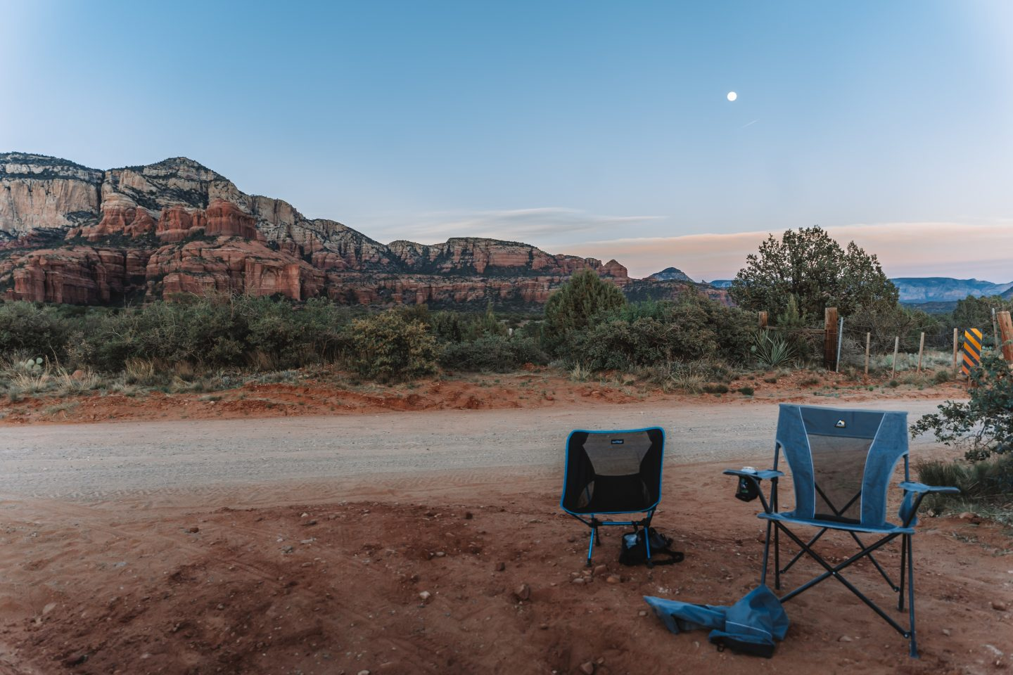 where to camp in sedona