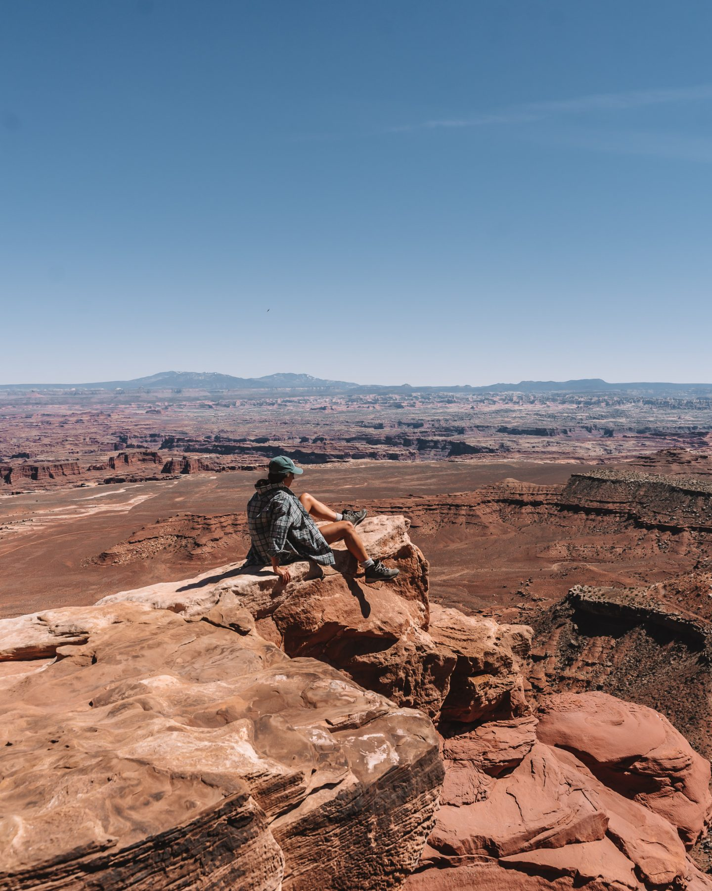 island in the sky in canyonlands np