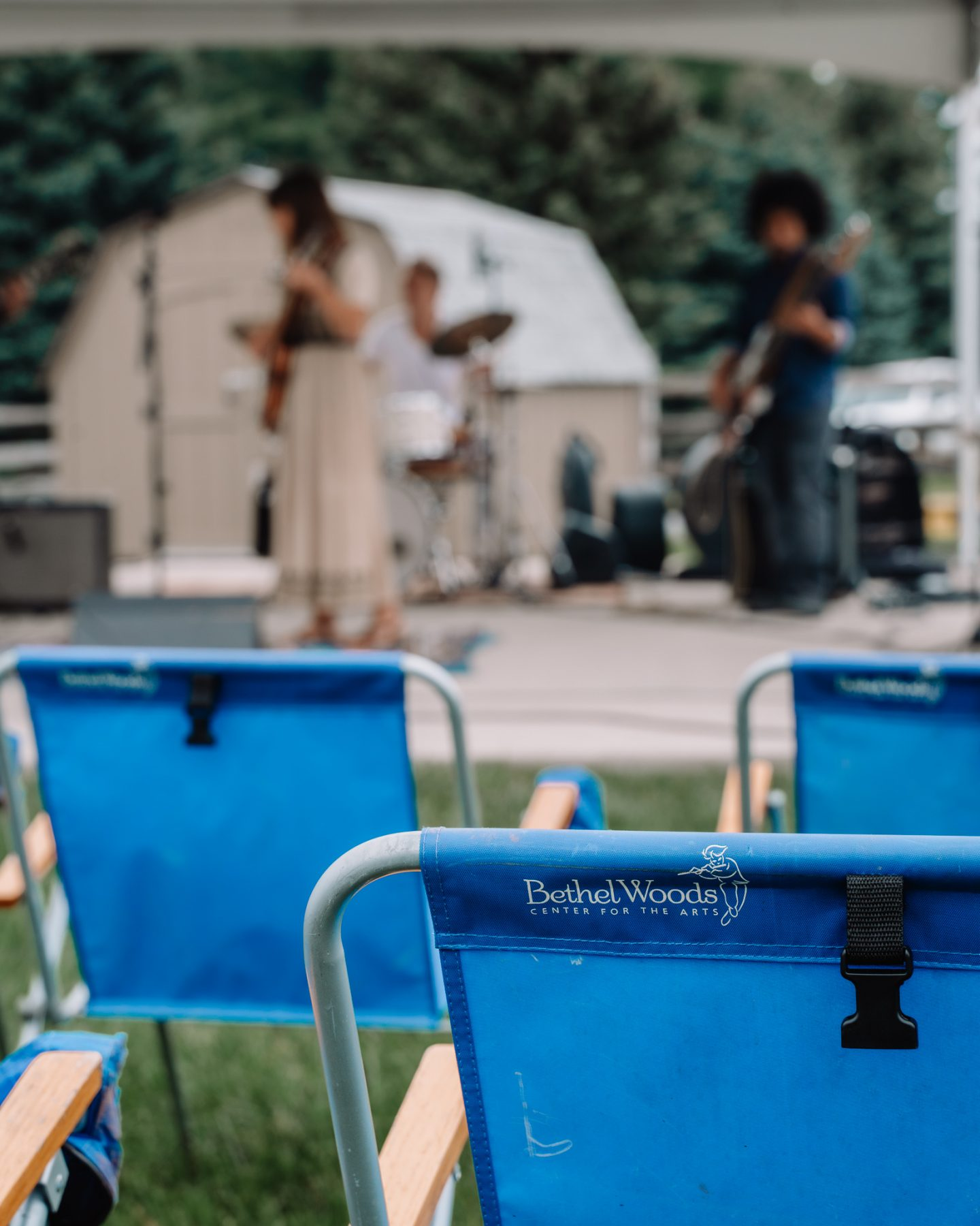 Live music at Bethel Woods